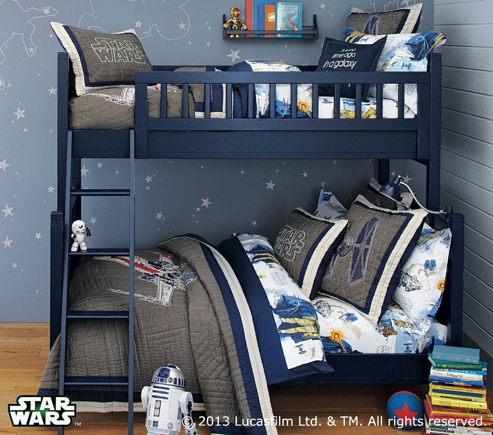 Pottery barn kids camp bed - Star Wars The Empire Strikes Back Sheet Set