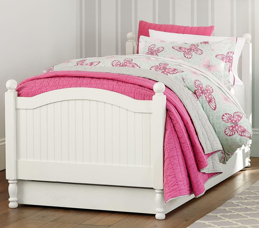Catalina bed for Catalina bedroom set pottery barn