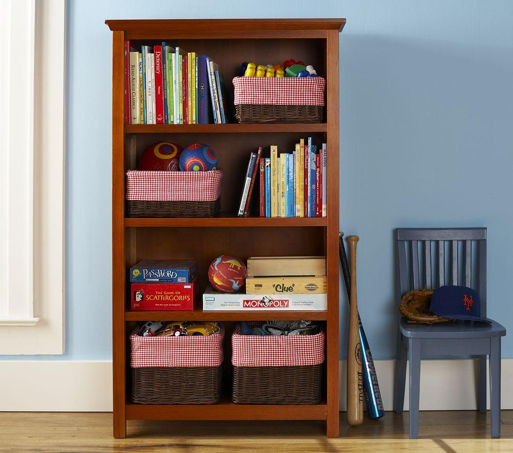 Cameron 4 Shelf Bookcase