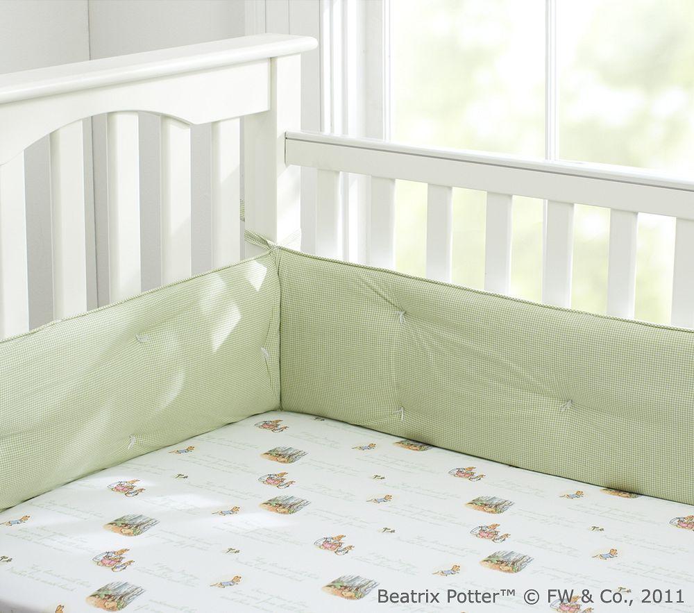 Peter Rabbit Nursery Bedding