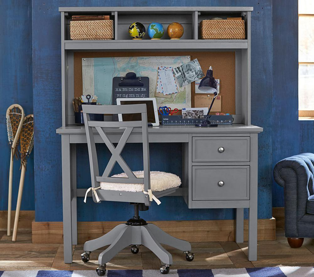 Elliott Desk Amp Hutch Pottery Barn Kids
