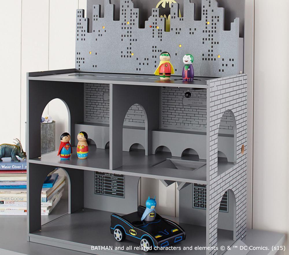 Gotham City Play Set Pottery Barn Kids
