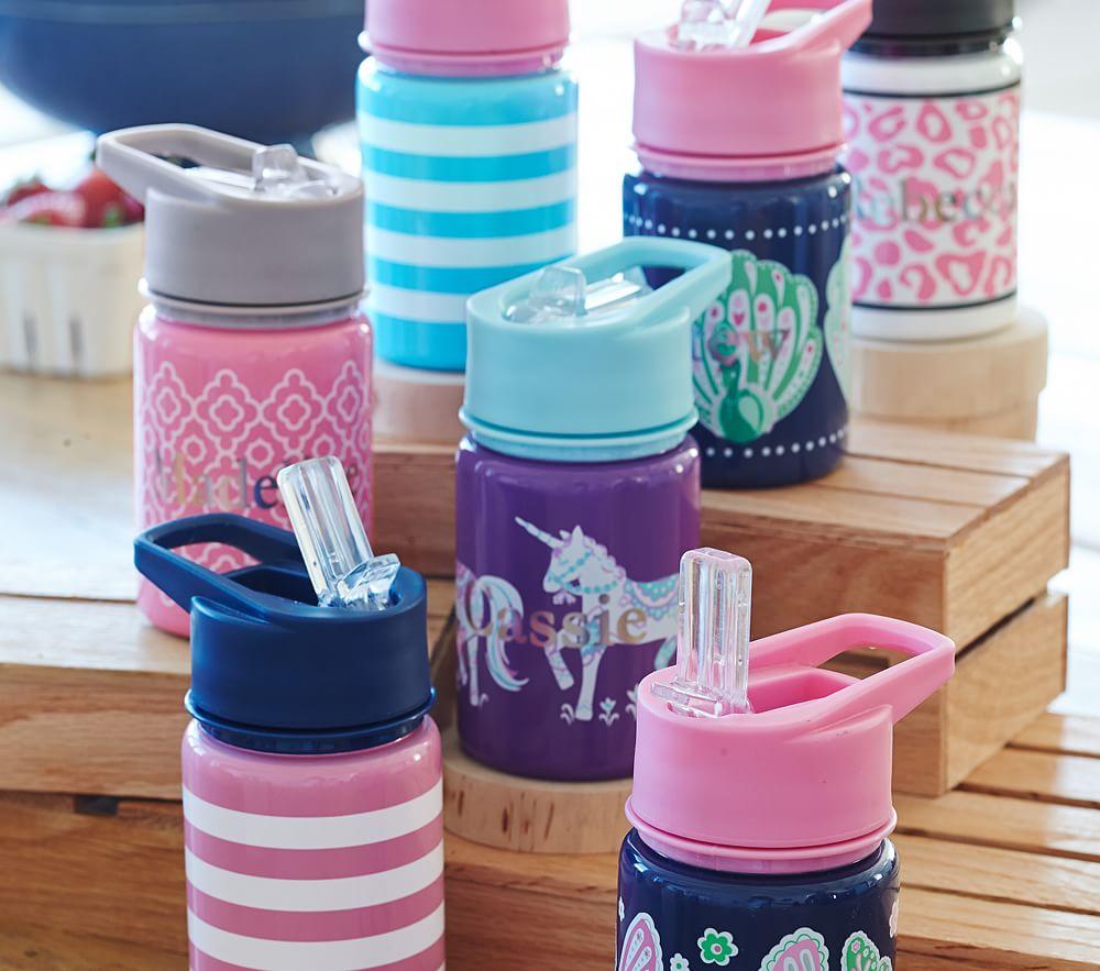 Mackenzie Water Bottles Pottery Barn Kids