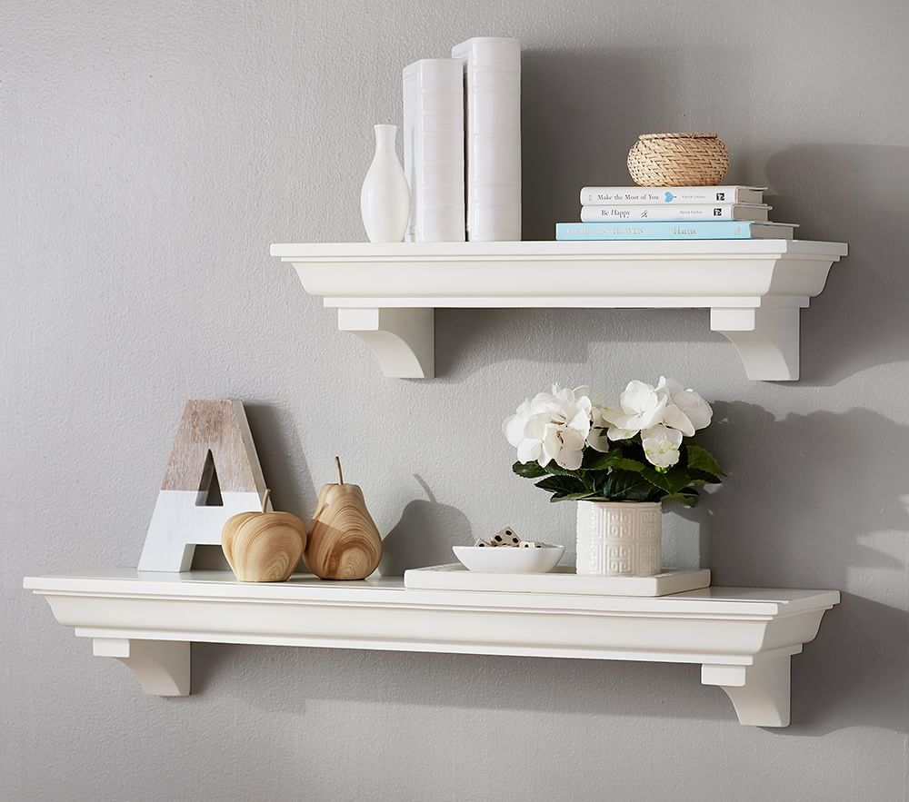 classic shelves pottery barn kids