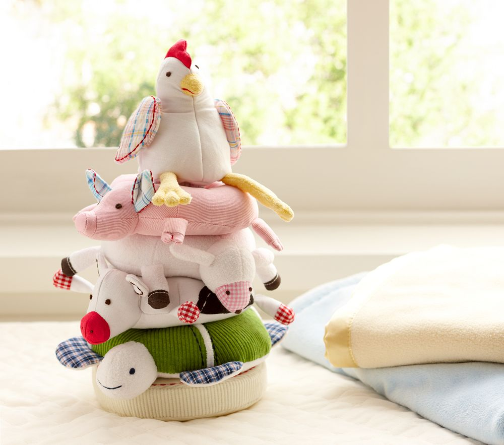 Fun On The Farm Stacker Pottery Barn Kids Au