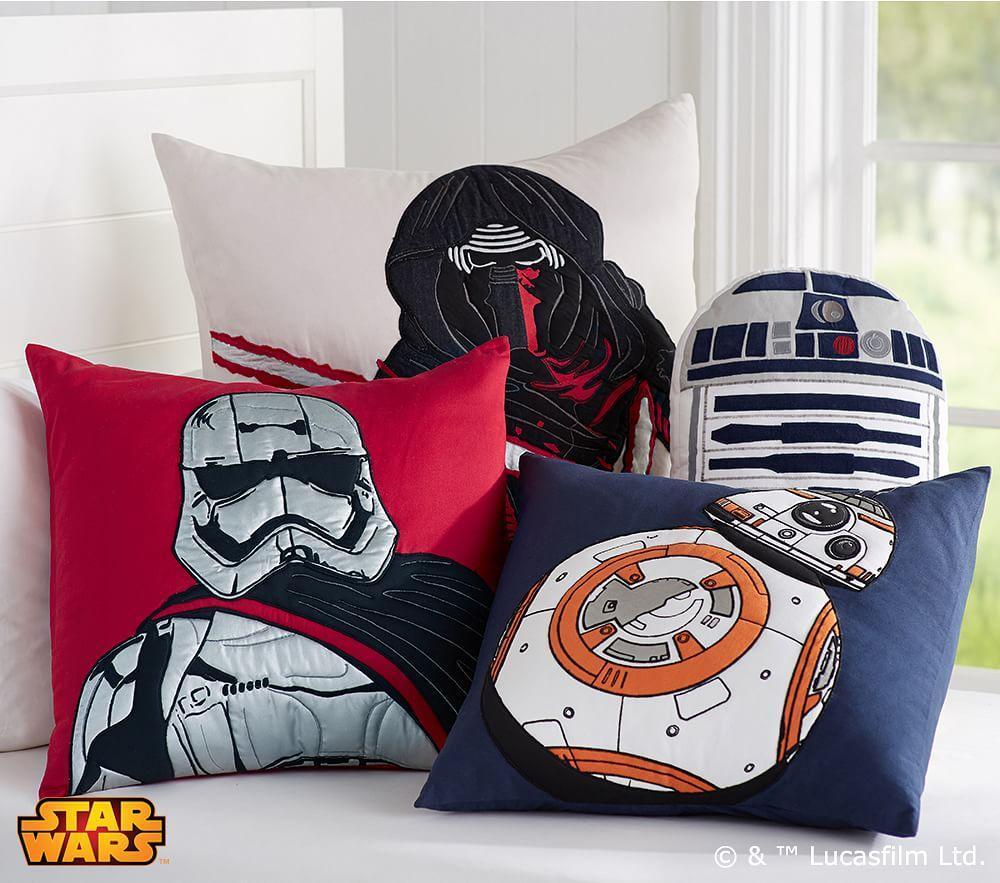 Star Wars Decorative Cushion Covers Pottery Barn Kids