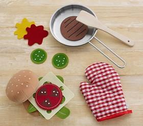 Soft Burger Set