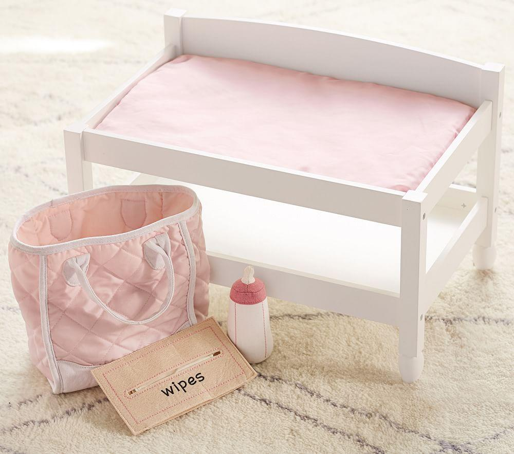 Doll Changing Table Pottery Barn Kids