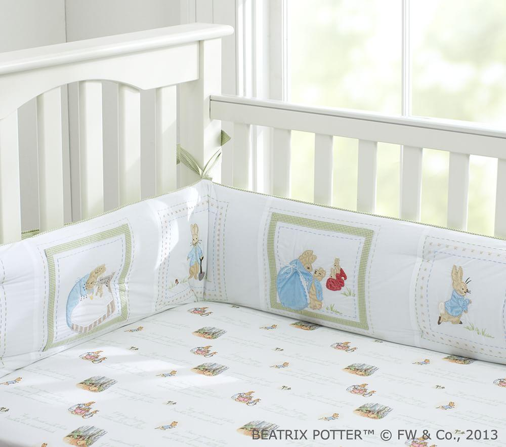 Peter Rabbit Nursery Bedding Pottery Barn Kids