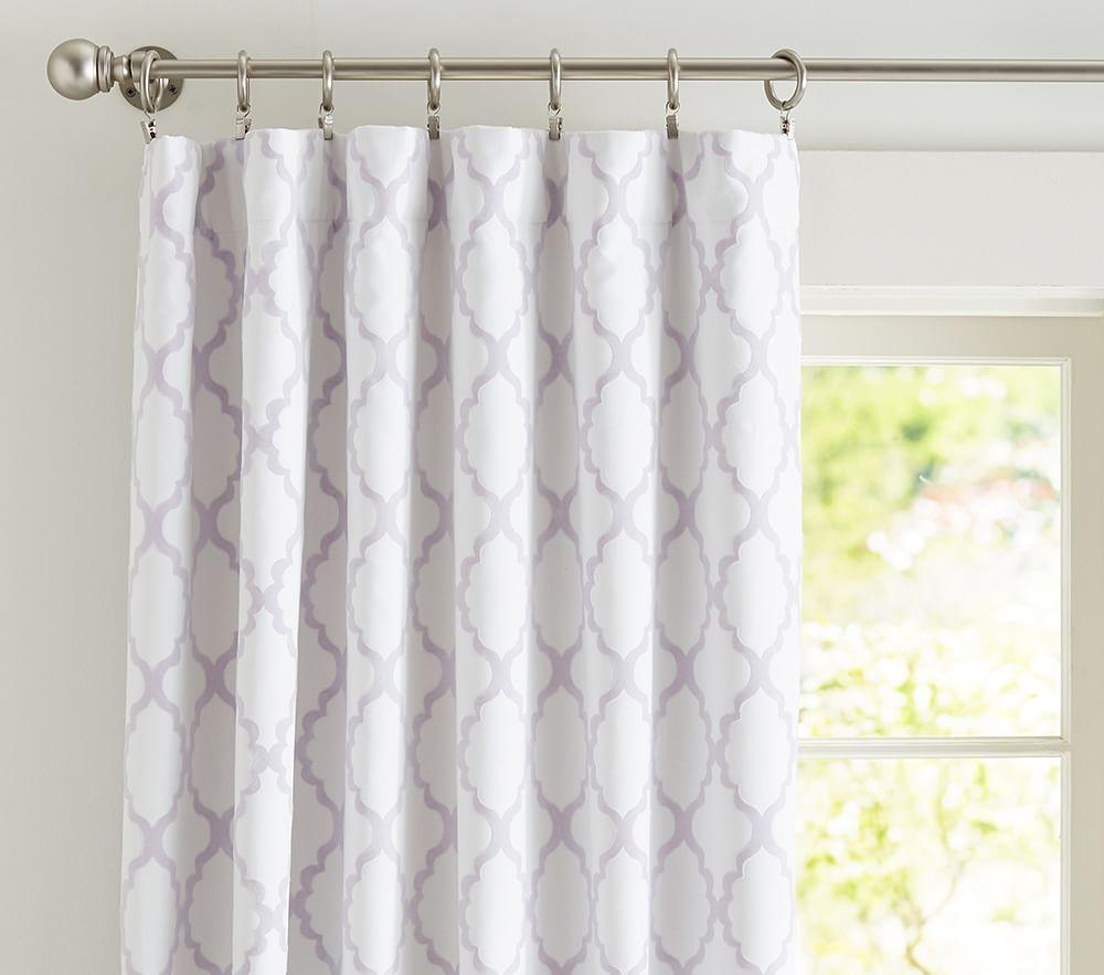 Addison Blackout Curtain Pottery Barn Kids Au