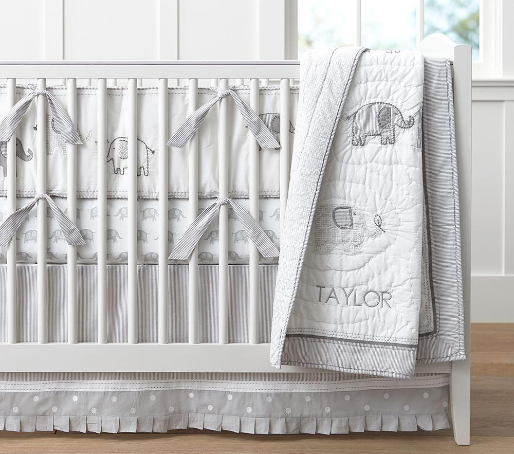 Taylor Organic Nursery Bedding Pottery Barn Kids Au