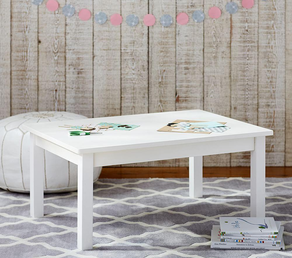 Carolina Grow with You Small Table, Simply White