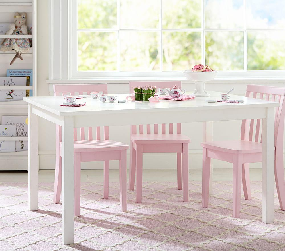 Carolina Large Table, Simply White