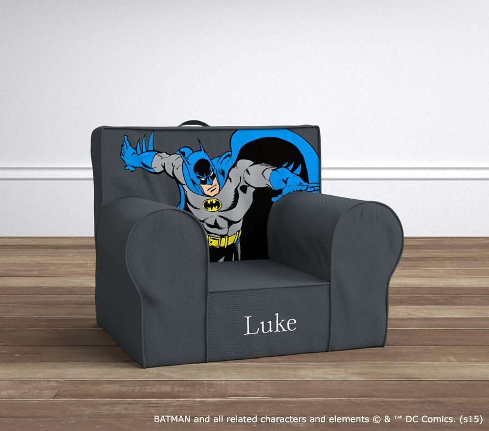 Pottery barn kids my first anywhere chair - Batman Anywhere Chair Batman Anywhere Chair