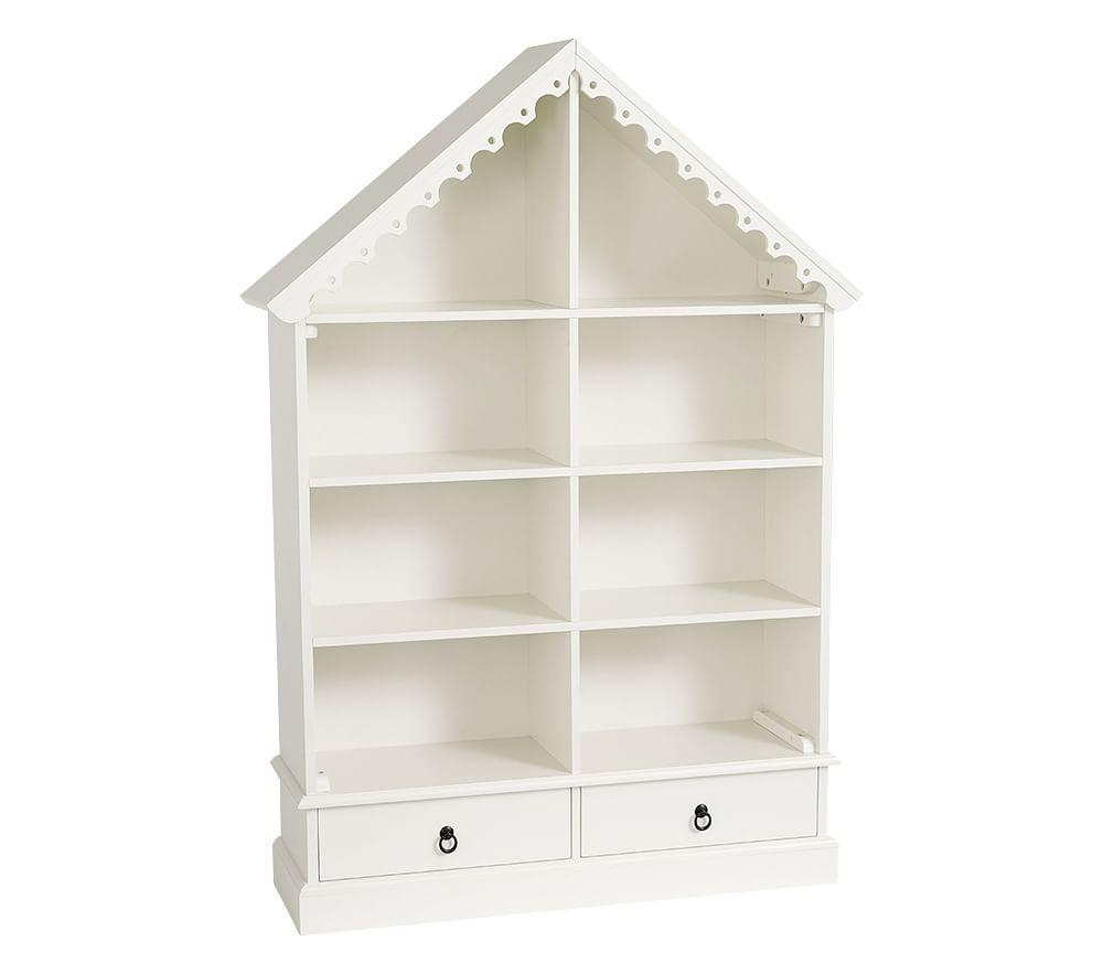 Dollhouse Bookcase Pottery Barn Kids