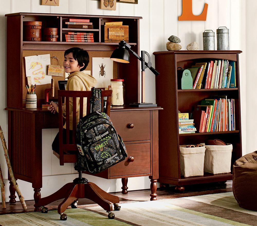 Catalina Storage Desk Amp Large Hutch Study Desk Homework