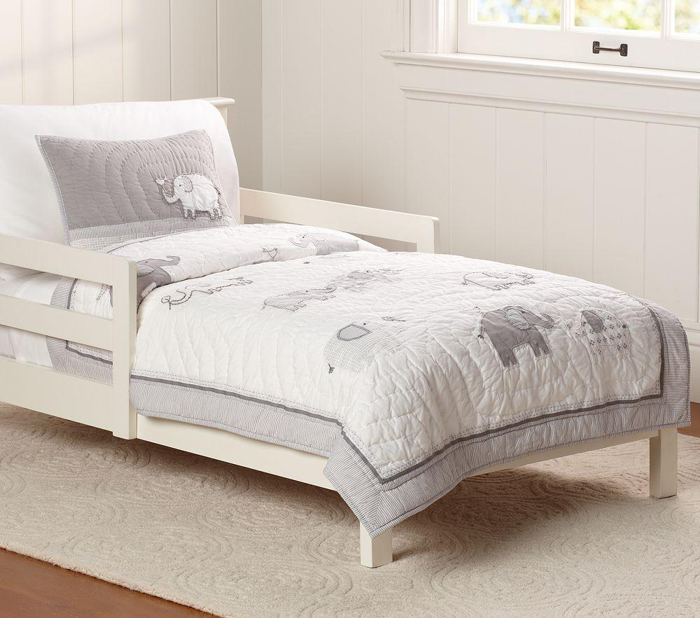 Taylor Toddler Bedding Pottery Barn Kids