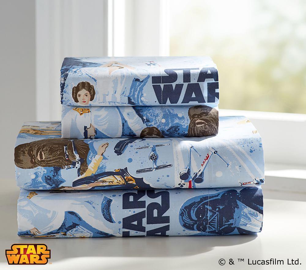 Star Wars A New Hope Sheet Set Pottery Barn Kids