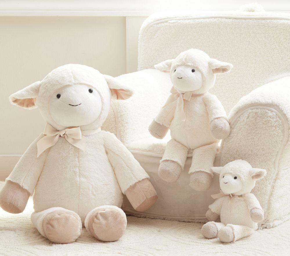 Lamb Plush Collection Pottery Barn Kids Au