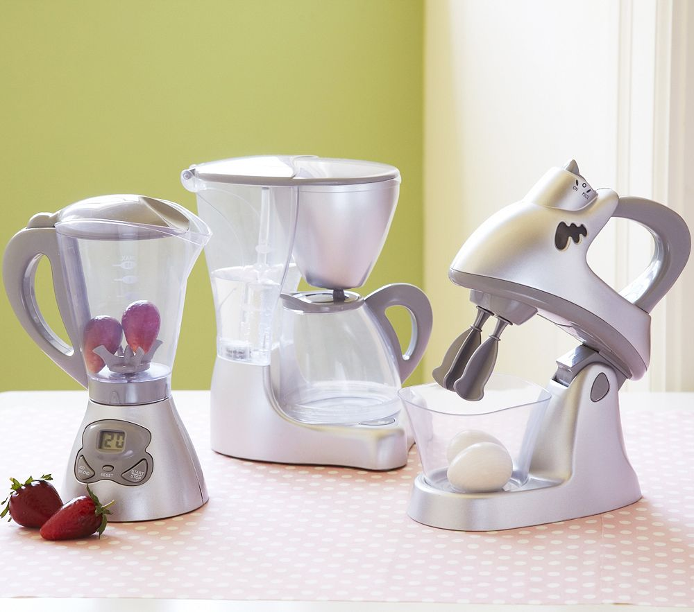 Toy Kitchen Appliances
