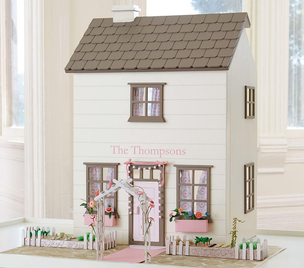 Westport Dollhouse, White