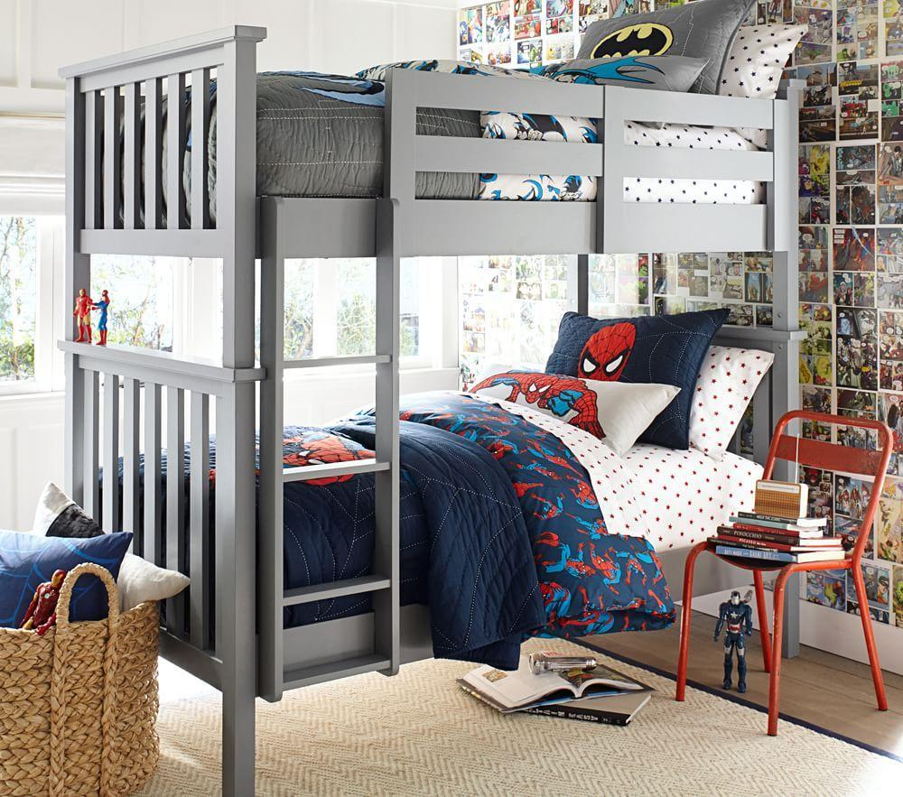 Elliott Bunk Bed Pottery Barn Kids