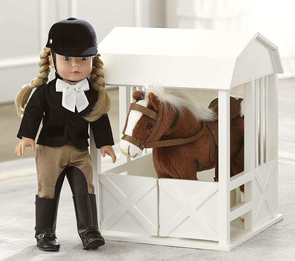 Götz Limited Edition Penelope Equestrian Doll
