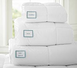 Quilts, Pillows & Protectors