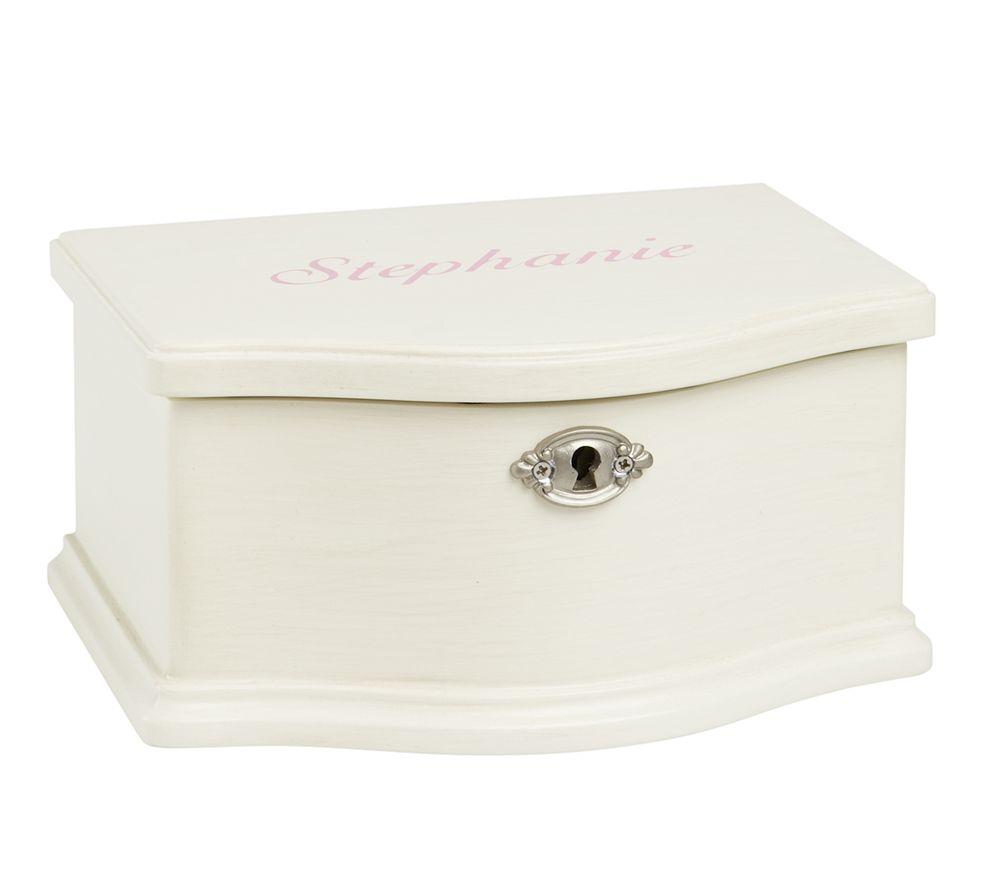 Abigail Medium Jewellery Box
