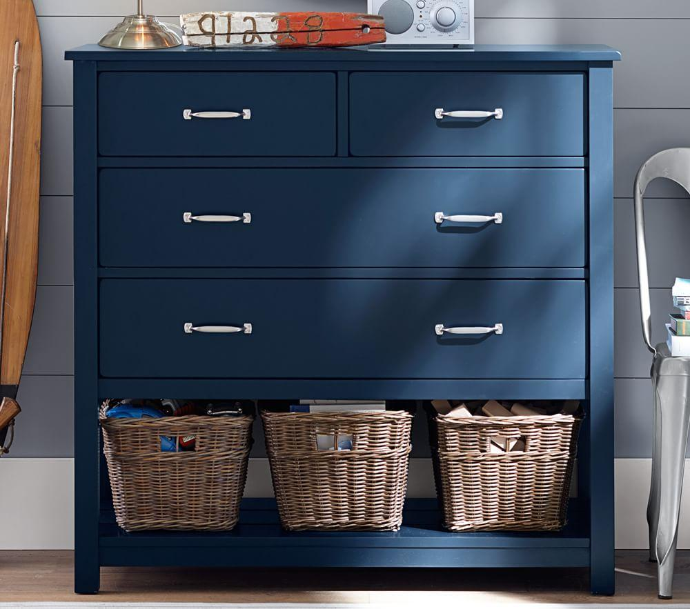 Camp Dresser Navy Pottery Barn Kids Au