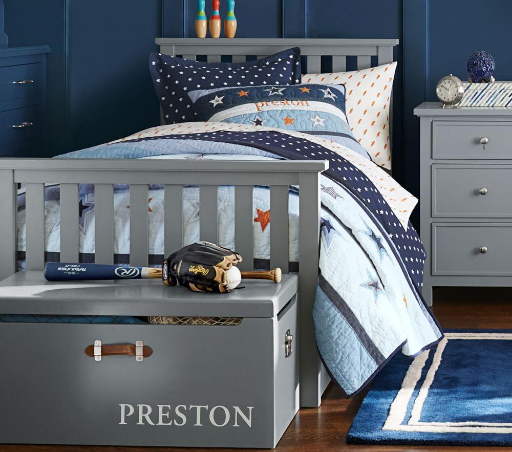 Pottery barn kids camp bed -  Elliott Bed