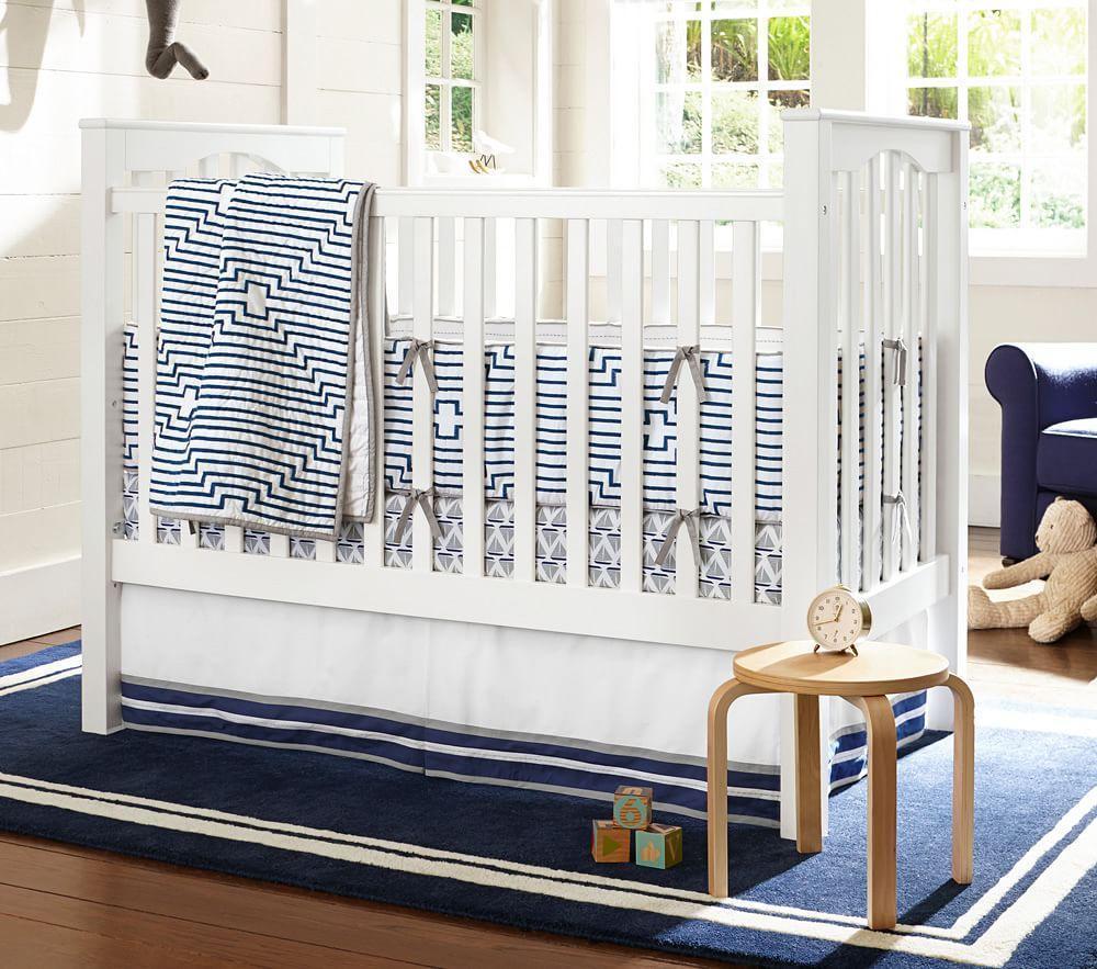 Navy Harper Rug Kids Rugs Baby Rugs Nursery Rugs