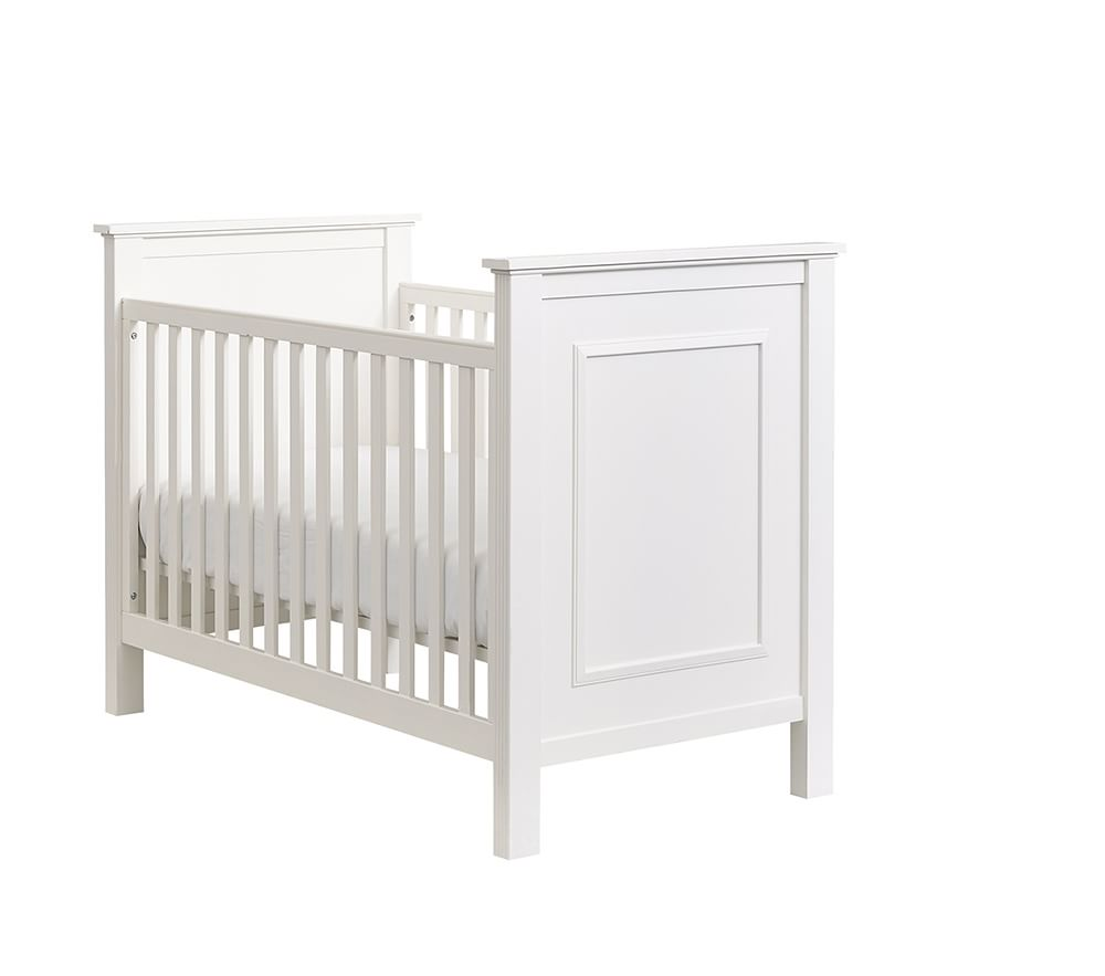 Fillmore Cot Simply White Pottery Barn Kids