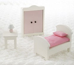 Dollhouse Bedroom Set