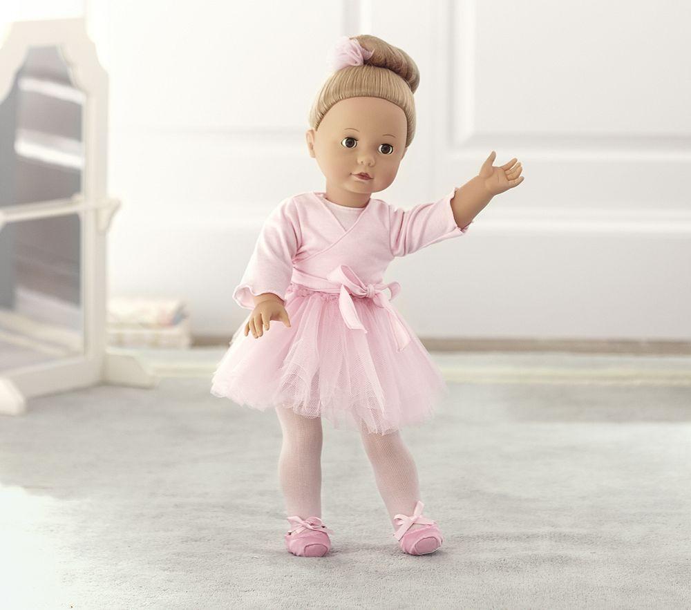 G 246 Tz Special Edition Melinda Ballerina Doll Pottery Barn