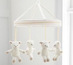 Flying Elephant Mobile Pottery Barn Kids Au