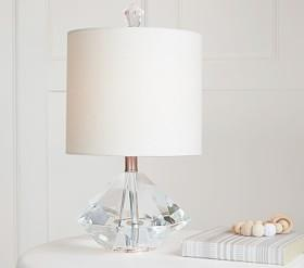 Diamond Gem Complete Lamp