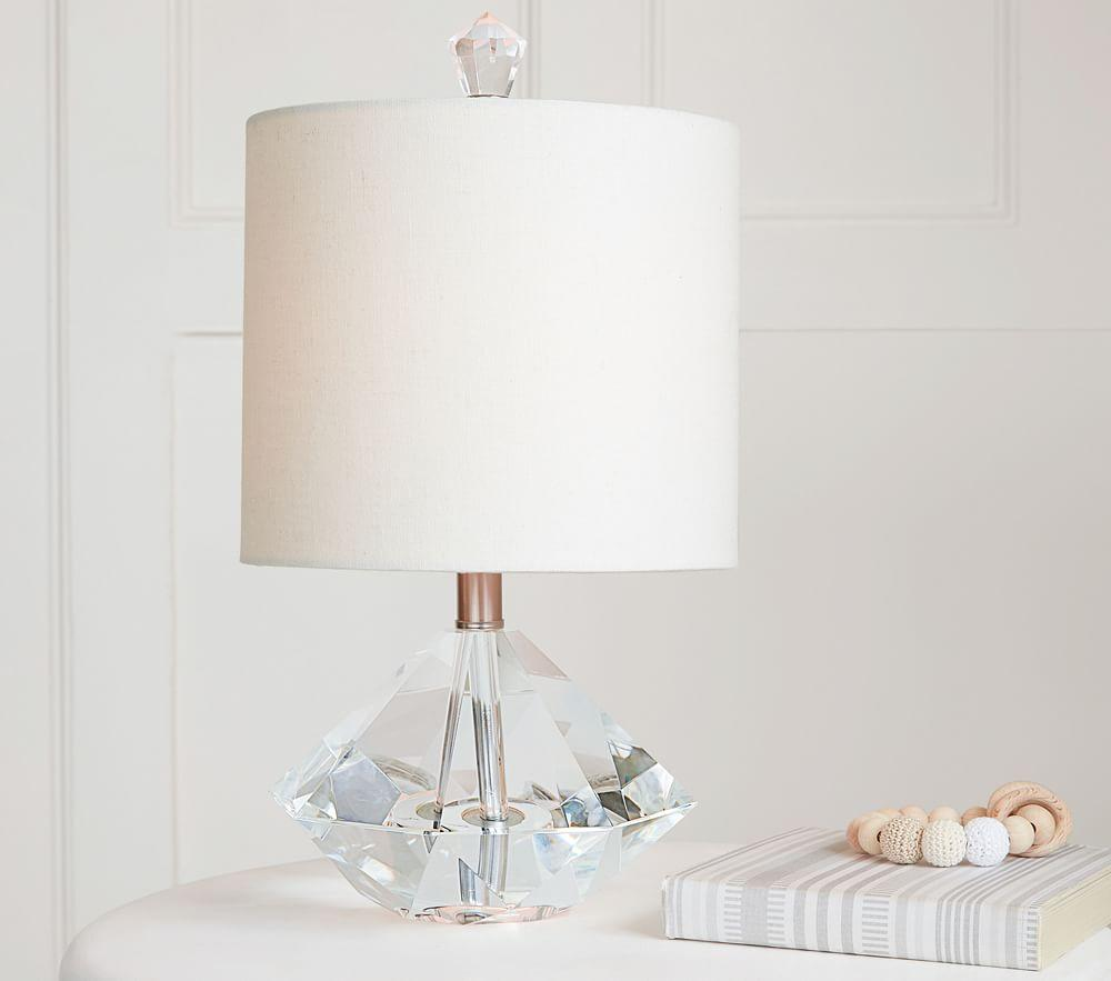 Diamond Gem Complete Lamp Pottery Barn Kids Au