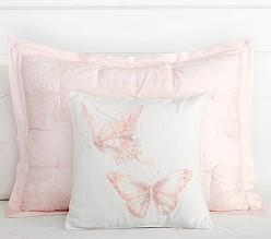 Monique Lhuillier Watercolour Decorative Cushions