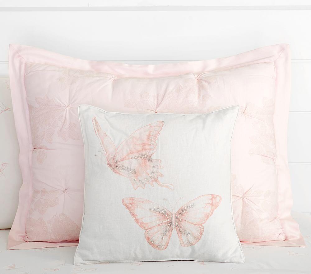 Monique Lhuillier Watercolour Decorative Cushions