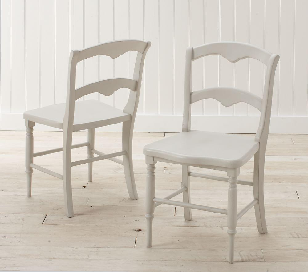 Finley Play Chair French White Pottery Barn Kids Au