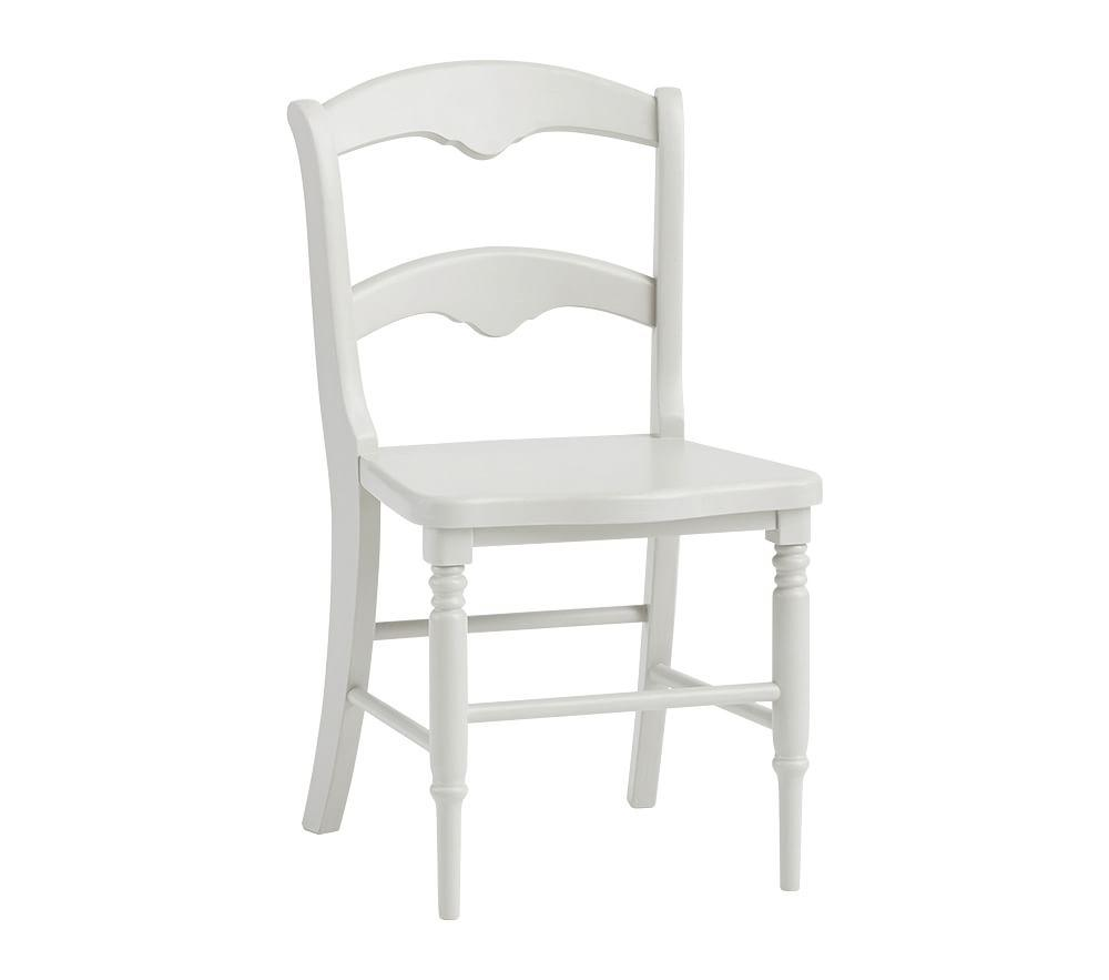 Finley Play Chair, French White