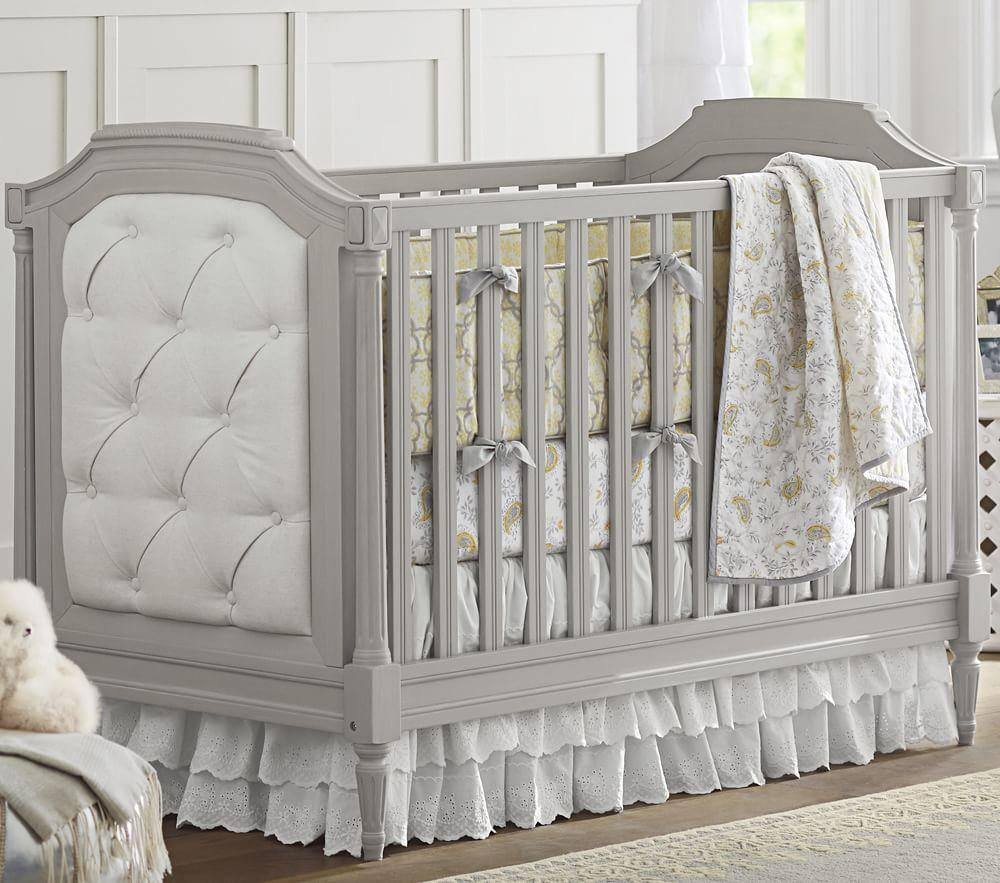 Blythe Convertible Cot Vintage Grey Pottery Barn Kids Au