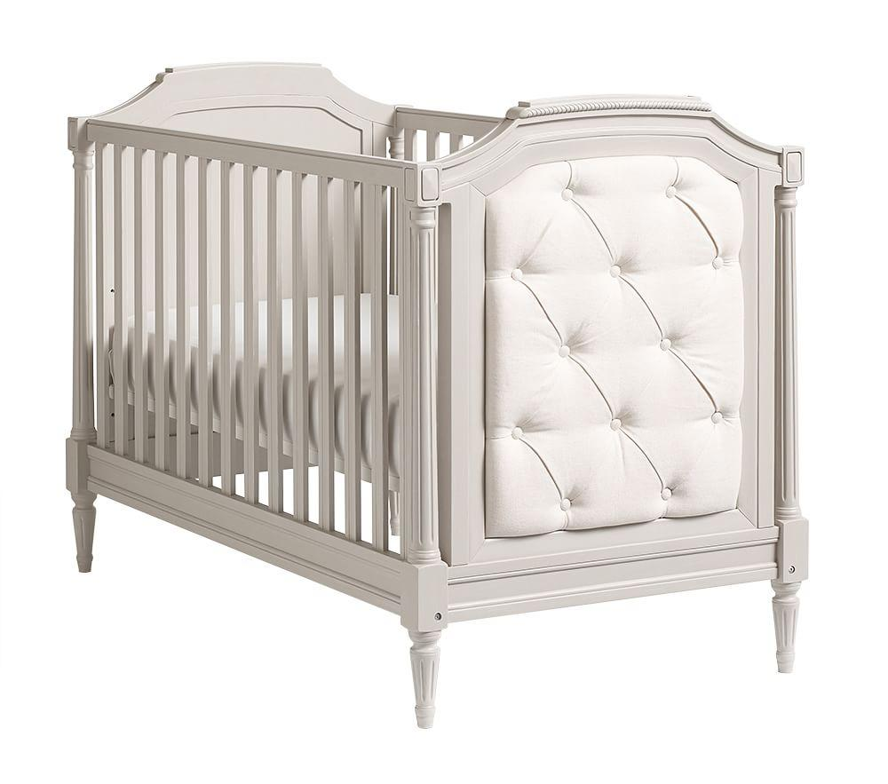 Vintage baby crib for sale - Baby Bed Australia Blythe Convertible Cot Vintage Grey
