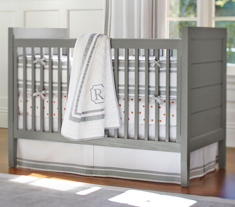 Baby cribs pottery barn - Emery Cot