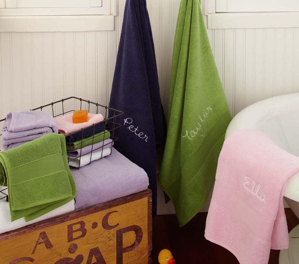 Classic Bath Towels