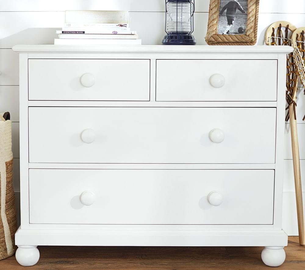 Catalina Dresser Simply White Pottery Barn Kids Au