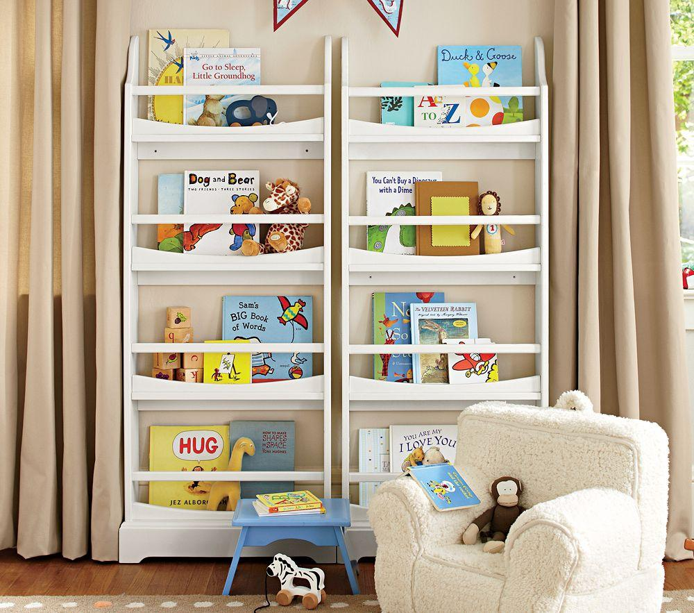 Madison 4 Shelf Bookrack Pottery Barn Kids Au