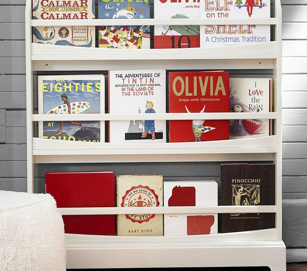 kids gallery pottery spaces shelf barn photo storage image book bookrack four for madison small moms