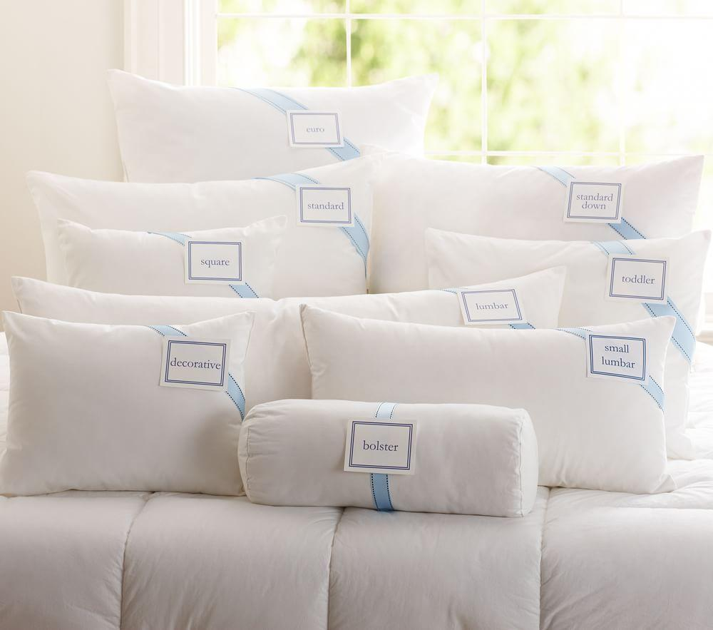 Luxury Loft Down Alternative Pillows Pottery Barn Kids